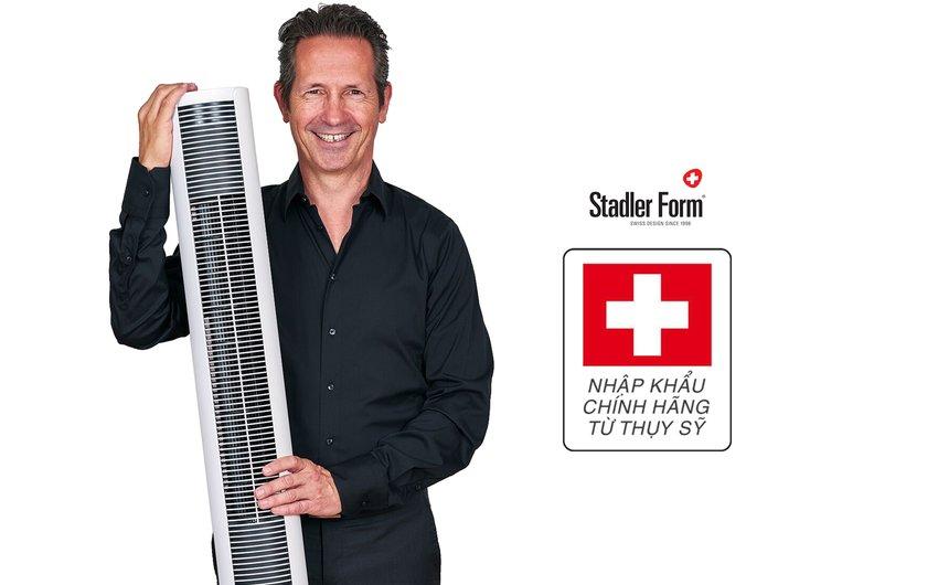 Địa chỉ mua Quạt tháp  STADLER FORM peter giá rẻ nhất hà nội , TPHCM