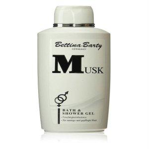 Sữa Tắm Bettina Barty Musk Bath & Shower Gel, 500ml