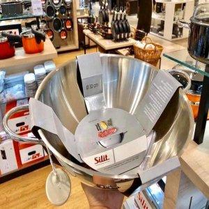 Chảo xào Silit Wok 32 cm