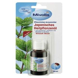 Tinh Dầu Bạc Hà Mivolis Japanisches Heilpflanzenol
