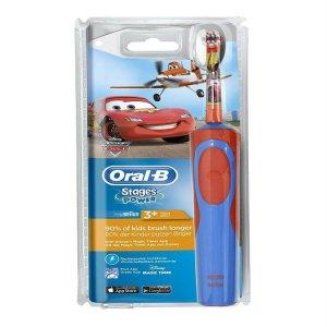 Bàn Chải Điện Oral B Disney Cars Cho Bé Trai Từ 3 Tuổi