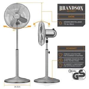 Quạt cây Brandson WDP303909