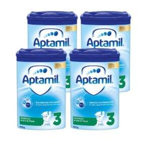 Sữa Aptamil Đức Số 3 800g Cho Bé Trên 10 Tháng Tuổi