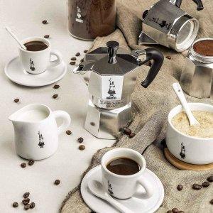 Ấm pha cà phê từ nổi tiếng thế giới Moka Express 6 cup