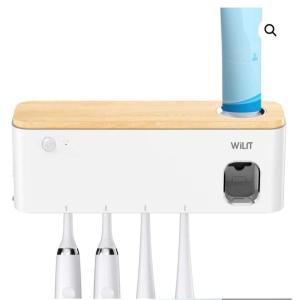 Máy tiệt trùng bàn chải đánh răng thông minh WILIT UVC07