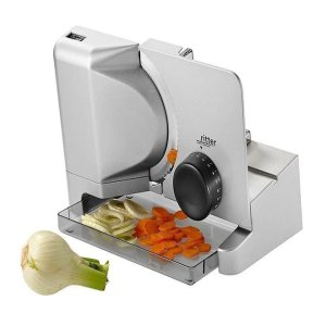 Máy cắt lát thực phẩm Ritter Model E16